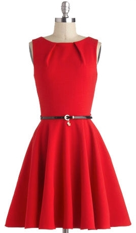 Lucky to be lady dress_Modcloth.com $75